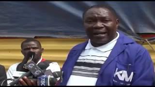 Aggrey Mwanry : Vyombo vya Ulinzi kamata hao wezi wa tumbaku