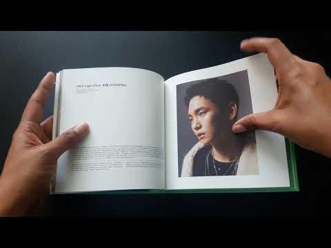 Unboxing Key 1st Album Face