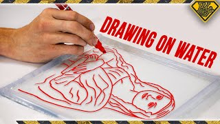 How to Draw on WATER