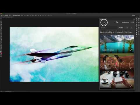 Shutterstock Plugin for the Adobe Photoshop® Application