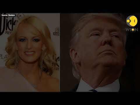 All you need to know about pornstar Stormy Daniels and Trump