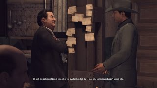 Mafia 2 - Chapter #3 - Enemy of the State [Hard Difficulty]