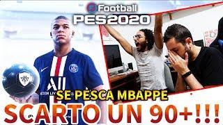 SE PESCA MBAPPy SCARTO UN 90 OVERALL EFOOTBALL PES 2020 BALL OPEN NG