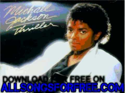 michael jackson - p.y.t. (pretty young thing) - Thriller
