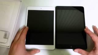 애플 아이패드 미니2 레티나 개봉기 디자인 apple ipad mini retina unboxing