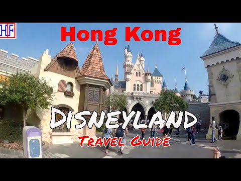 Hong Kong | Disneyland – Theme Park | Travel Guide | Episode# 13