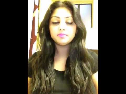 Sing For Me- Christina Aguilera (Cover)