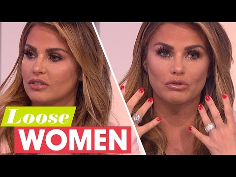 Katie Price Reveals Her 'Super-Mum' Moment | Loose Women