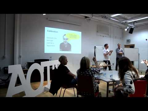 """Can Guinness help you estimate?""  David Lowe & James Wyllie – Agile on the Beach 2015"