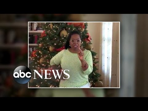 Oprah Winfrey warns of social media fraud