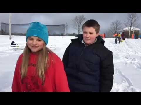 Bowdoinham Community School - WinterKids Winter Games 2019