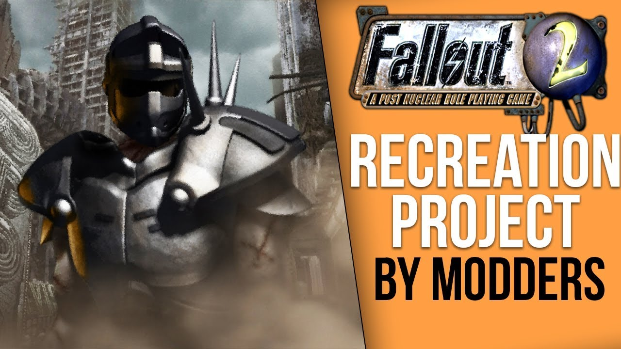 Modders are Remaking Fallout 2 in a 3D World - Upcoming Mods 196