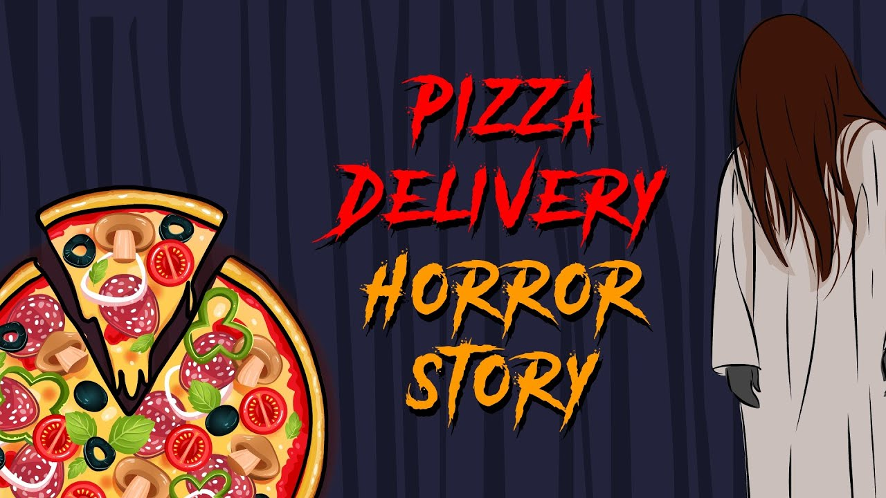 Pizza delivery | पिज़्ज़ा डिलीवरी | Hindi horror stories | Evil Cat Horror Stories