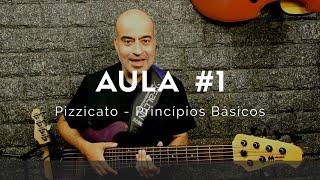 [ AULA #1 ] Pizzicato basics