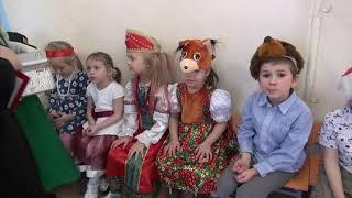 Колядки Средняя группа 2021 Детский сад 74 г Каменск Уральский