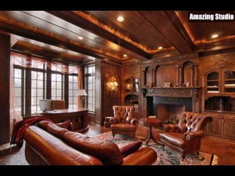 Gothic Living Area Ideas