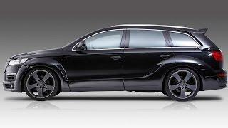 JE DESIGN Audi Q7 S Line 2012 Videos