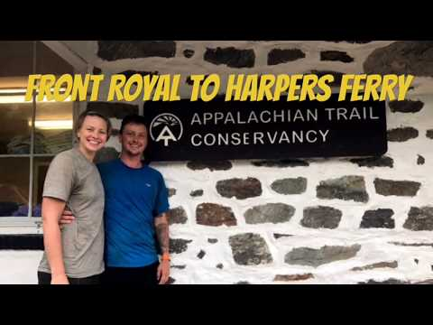 2017 AT Thru Hike #25 Front Royal to Harpers Ferry