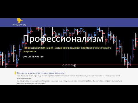 VSA Лекция №1 | Торговля с умными деньгами | Forex | Фондовая биржа | Бинарные опционы