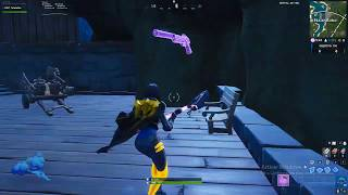 How to get the fortbyte #70 Fortnite