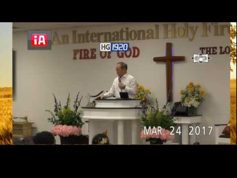 Revival Day one Pastor Kim Yong Doo