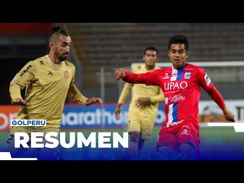 Cajamarca Carlos Mannucci Goals And Highlights