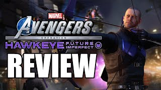 Marvel's Avengers - Operation: Hawkeye - Future Imperfect Review - The Disappointment Continues (Video Game Video Review)