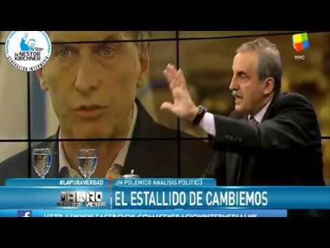 Guillermo Moreno en America 2  19/02/17