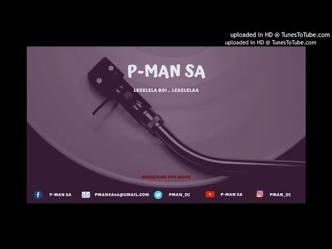 P-MAN & Don Rockie - Disturbed (Main Mix)