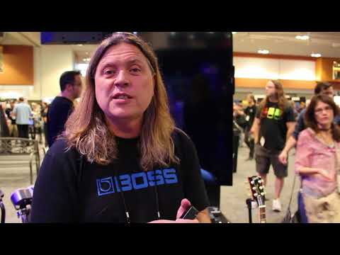 Summer NAMM 2018: New from BOSS
