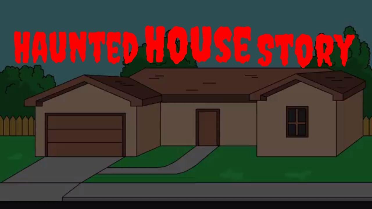 Haunted house story animated in hindi iivatybooii youtube - Cartoon haunted house pics ...