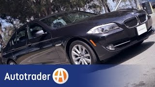 2012 BMW 5 Series - Luxury Sedan | New Car Review | AutoTrader