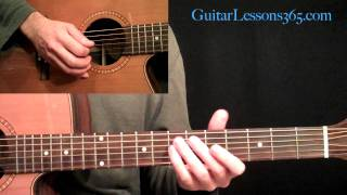 Layla Unplugged Guitar Lesson Pt.3 - Eric Clapton - Solo