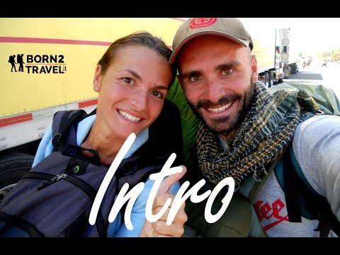 INTRO BACKPACKERS BY BORN2TRAVEL IT