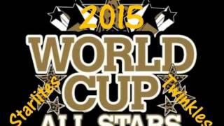 World Cup Shooting Stars 2015 Music (Version 2)