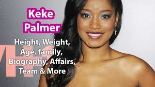 Keke Palmer Height Weight Age Boyfriend Salary Net Worth
