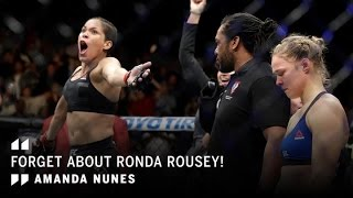 RONDA ROUSEY IS TRASH! SHE'S DONE...RETIRE NOW!!!