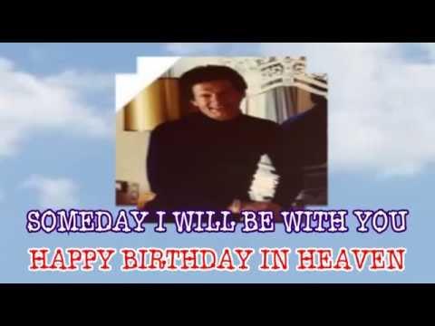 Tracy DeLucia Happy Birthday In Heaven