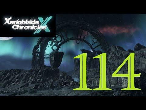 Xenoblade Chronicles X: Let's Play Ep.114 - Castle in the Sky : No Commentary