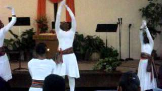 Because of Who You Are Praise Dance