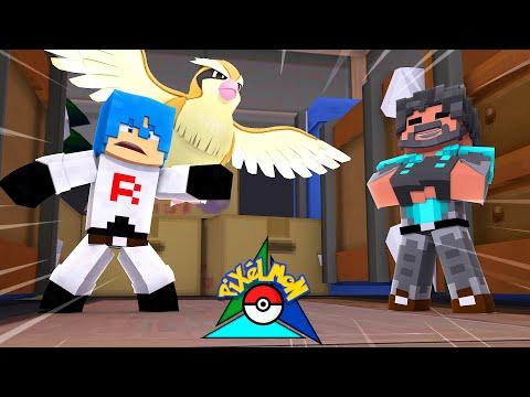 LEVEL 87 PIDGEY!?!?!?! [#37] | Minecraft: Pokémon Trinity [Pixelmon]