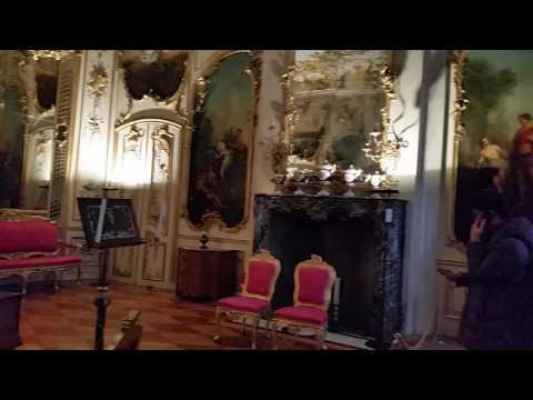 Sanssouci Palace - Music Room
