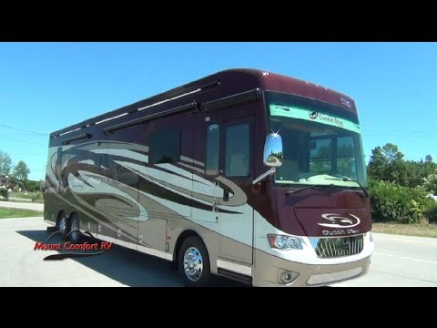 NEW 2016 Newmar Dutchstar 4018 | Mount Comfort RV