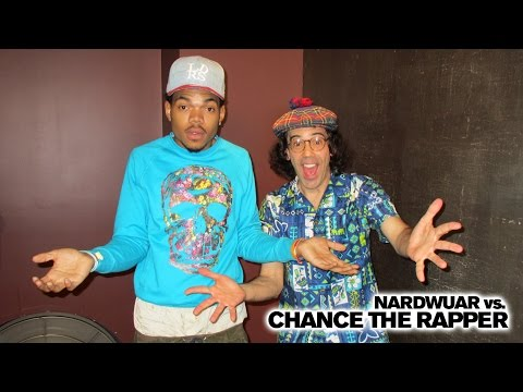 Nardwuar vs Chance The Rapper