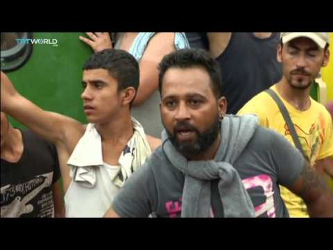 TRT World: Refugees in Hungary