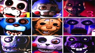 - Five Nights at Candy s 1 3 Jumpscares Simulator