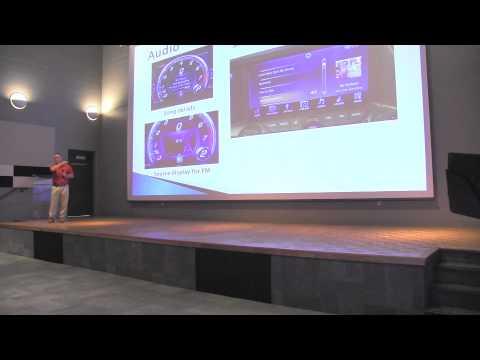 Paul Pearson 2014 Infotainment System Seminar