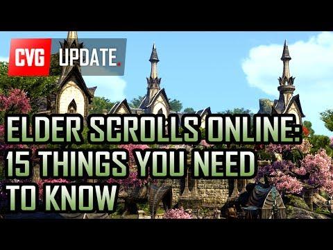 Hands-On Beta Impressions - The Elder Scrolls Online