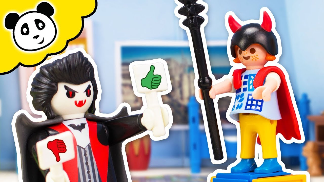 Locke der Vampir - Das BESTE Halloween Kostüm! - Playmobil ...
