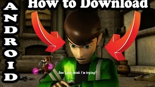 [Hindi] How to download ben 10 ultimate alien cosmic destruction in android Gameplay PPSSPP